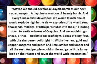CrayolaBomb Quote