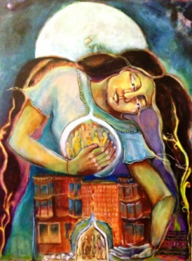 Women Artist Witness - Image Kate Langlois